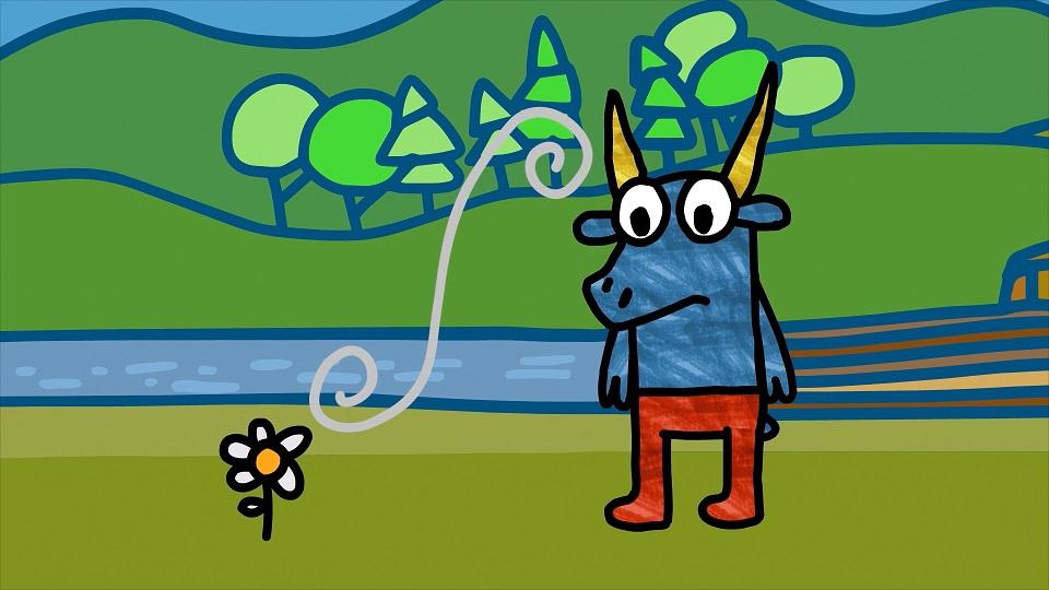 bulit símbolo autismo premios goya animación